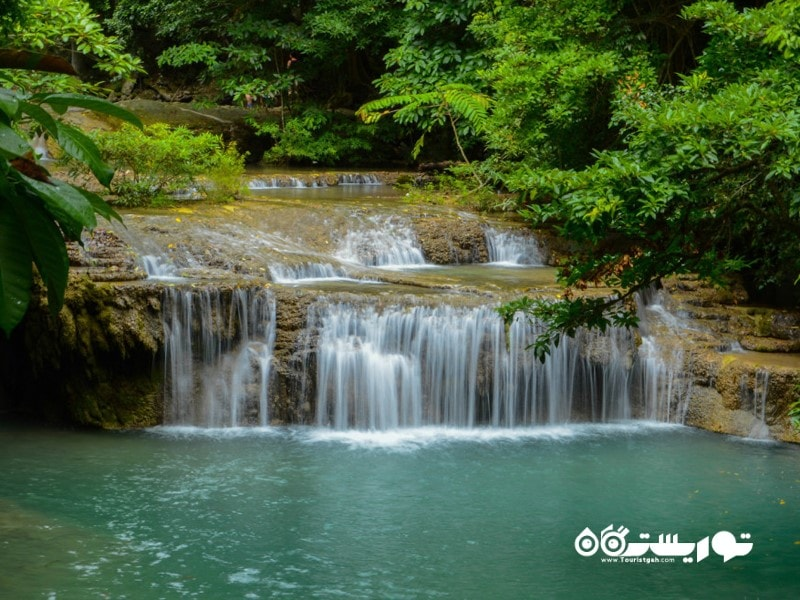 آبشار اِراوان (Erawan Waterfalls)