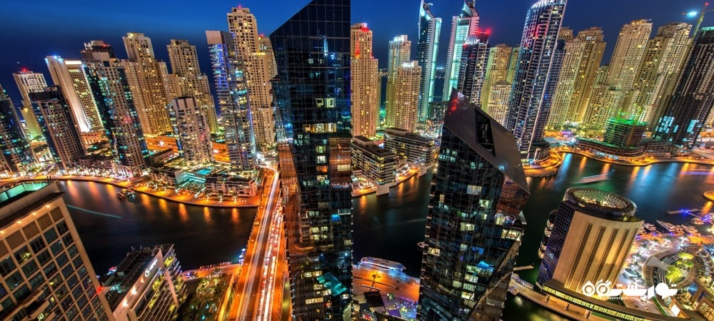 کد شهر دبی
