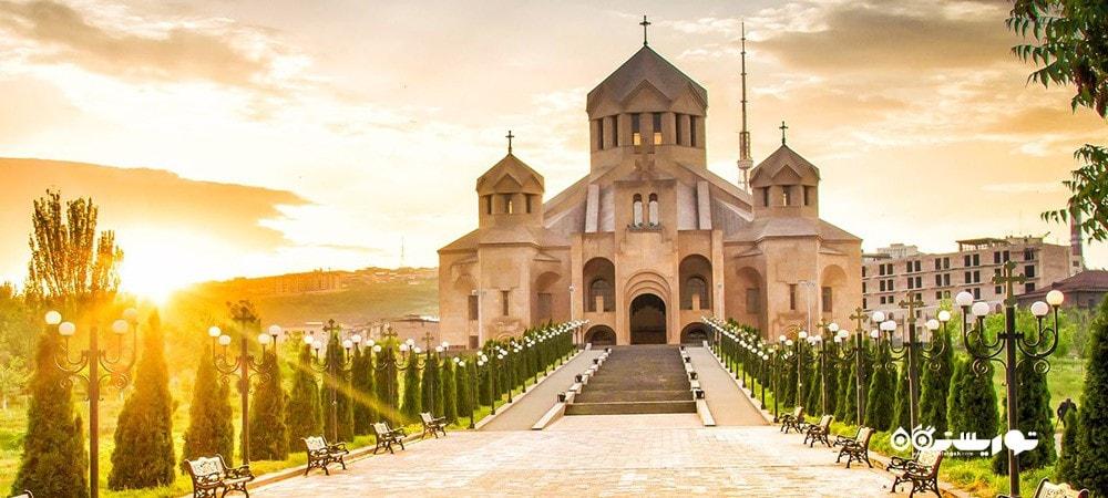 شهر ایروان در کشور ارمنستان - توریستگاه