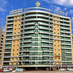 آپارتمان امارات استارز