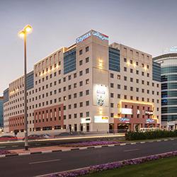 سیتی مکس بر دبی