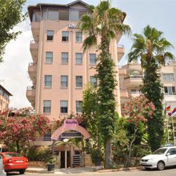 هتل و آپارتمان روزلا
