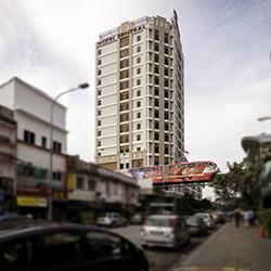 سنترال کوالالامپور