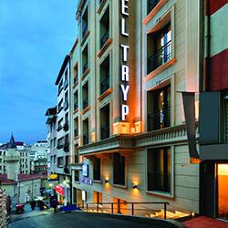 تی ار وای پی بای وینهام استانبول تکسیم