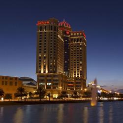 شراتون دبی مال آوا امارات