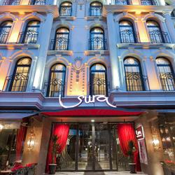 سورا دیزاین استانبول (سورا دیزاین اند سوئیتز)