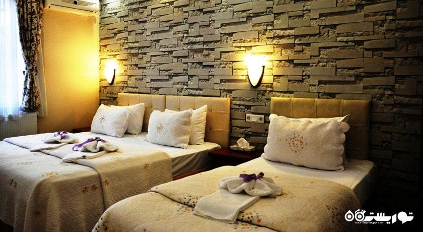 قیمت آپارتمان هوم کر اتاق استاندارد دبل هتل انجلز هوم شهر استانبول- خدمات و ...