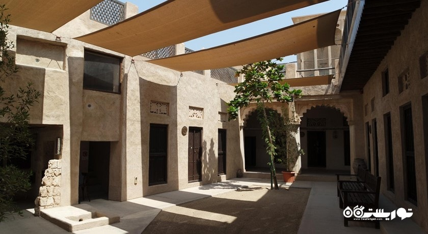موزه سکه شهر امارات متحده عربی کشور دبی