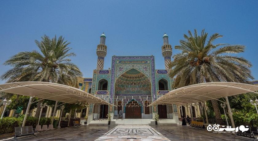 مسجد ایرانی، سطوا شهر امارات متحده عربی کشور دبی