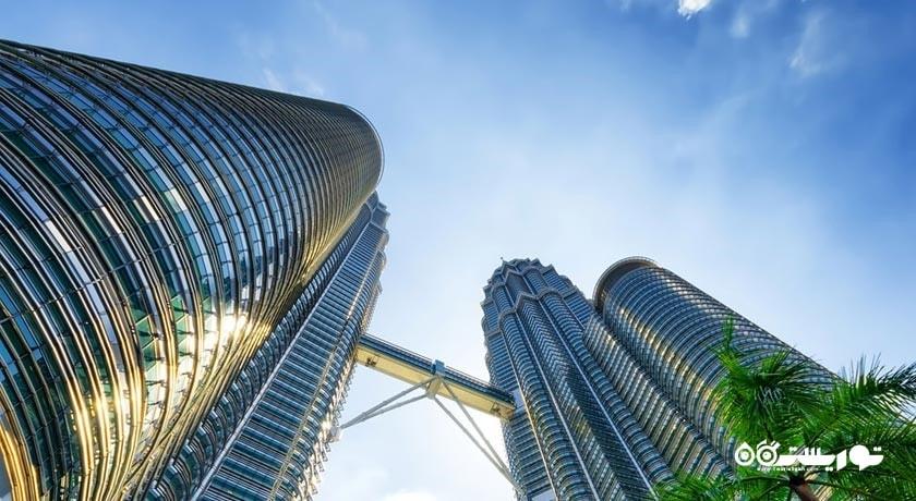 کی ال سی سی (مرکز شهر کوالالامپور) شهر مالزی کشور کوالالامپور