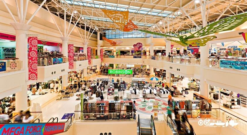 مرکز خرید مرکز خرید جانگ سیلون شهر تایلند کشور پوکت