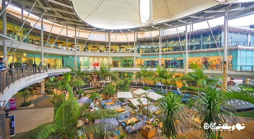 مرکز خرید مرکز خرید سنترال فستیوال پوکت شهر تایلند کشور پوکت