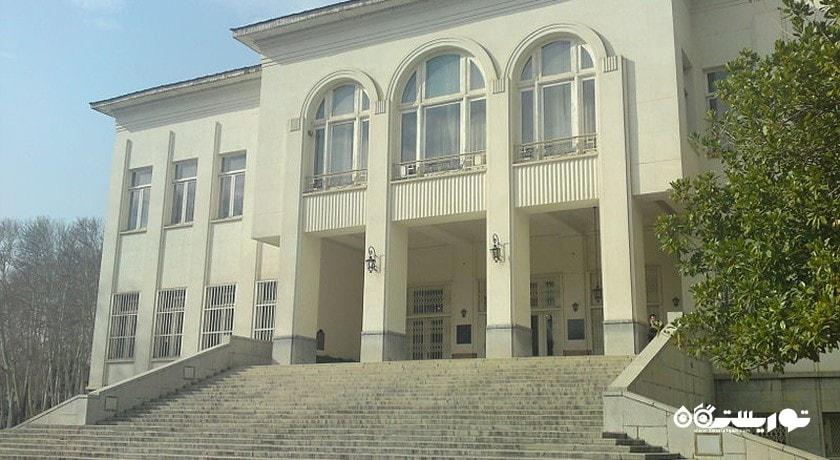کاخ موزه ملت شهر تهران استان تهران