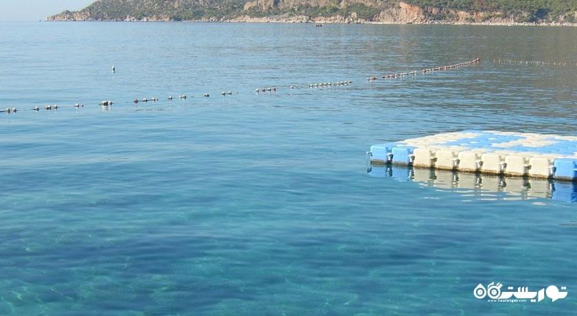 سرگرمی ساحل کالامار شهر ترکیه کشور آنتالیا