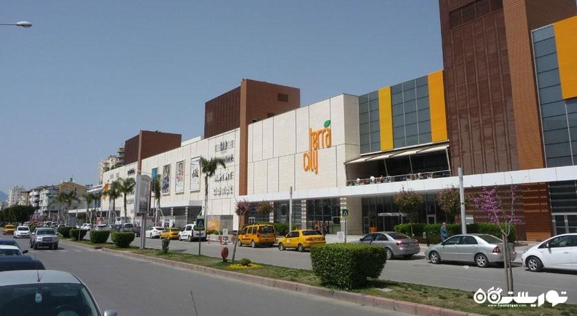 مرکز خرید تراسیتی شهر ترکیه کشور آنتالیا
