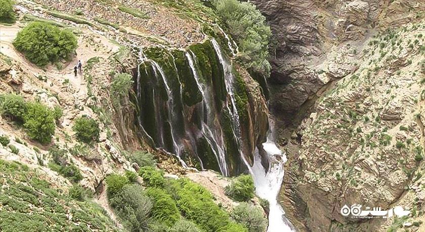 آبشار Ù¾ÙÙ٠زار Ø´Ùرستا٠اصÙÙا٠استا٠ÙرÛدÙÙ Ø´Ùر