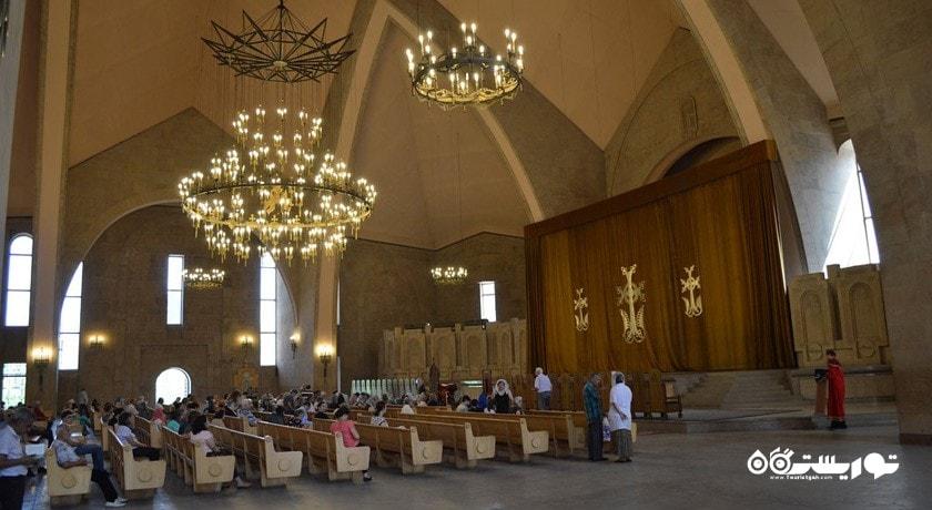 کلیسای جامع سنت گریگور روشنگر شهر ارمنستان کشور ایروان