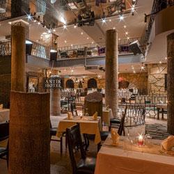 رستوران آنتیک سیسترنا