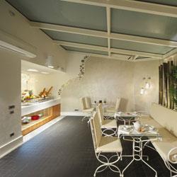 رستوران هتل بیز جواهیر سلطان احمت