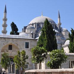 مسجد جامع سلیمانیه