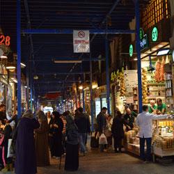 بازار مصری ها (بازار ادویه جات)