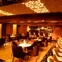 رستوران هتل دارک هیل
