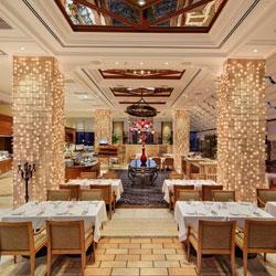 رستوران تراس بسفروس