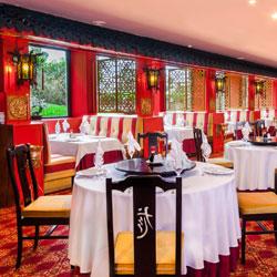 رستوران درگون