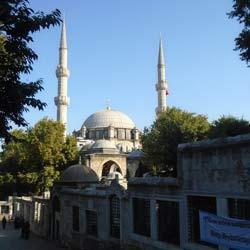 مسجد جامع ایوپ سلطان
