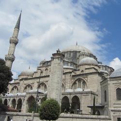 مسجد جامع شاهزاده محمت