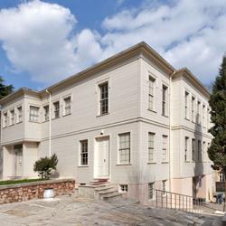 موزه ادبیات دیوان (گالاتا مولوی حانیسی)