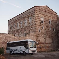 کاخ موزه تکفور