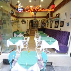 کافه و رستوران آنتی اوکلند