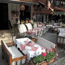رستوران بابیلونیا گاردن تراس