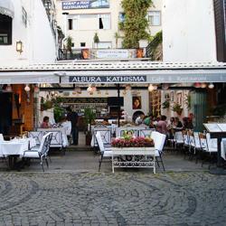 کافه و رستوران آلبورا کاتیسما