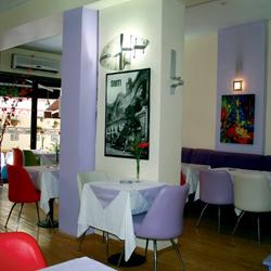کافه و رستوران آمدروس