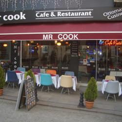 رستوران مستر کوک