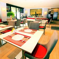 رستوران و بار هتل اترنیتی بوتیک