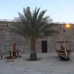 موزه دبی و قلعه الفهیدی