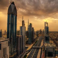 جاده شیخ زاید