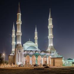 مسجد الفاروق عمر بن الخطاب