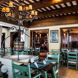 رستوران پاچانگا
