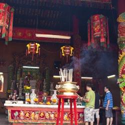 چاینا تان (محله چینی ها)