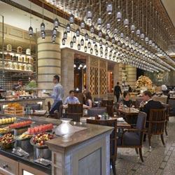 رستوران موزاییک کوالالامپور