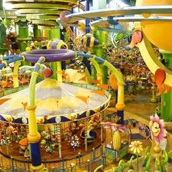 پارک تفریحی برجیا تایمز اسکوئر