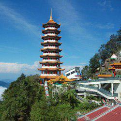 معبد چین سویی کیو