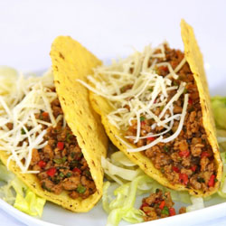 رستوران مکزیکی