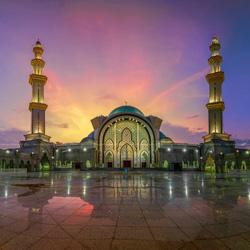 مسجد فدرال مالزی