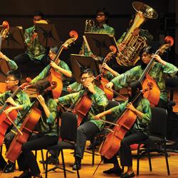 ارکستر فیلارمونیک مالزی
