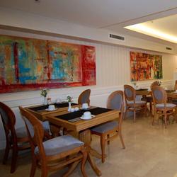 رستوران تولیپ الد سیتی